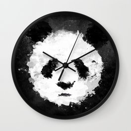 The Panda Wall Clock