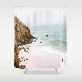 Pink Trails #society6 #decor #buyart Shower Curtain