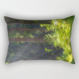 A Place To Rest Rectangular Pillow