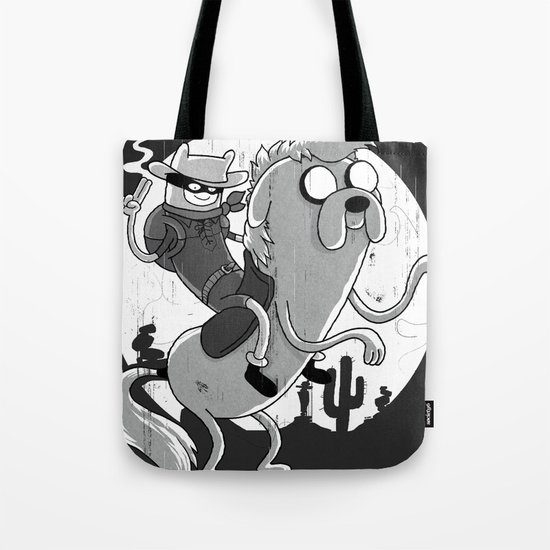 Lone Ranger Time! Tote Bag