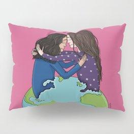 Distance Pillow Sham