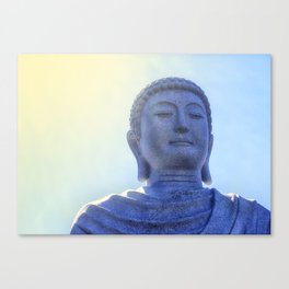 Meditating Buddha Canvas Print