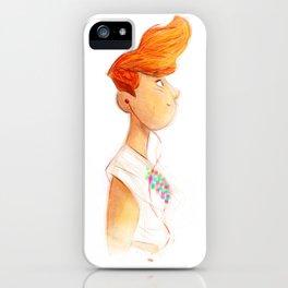 New York Girl iPhone Case
