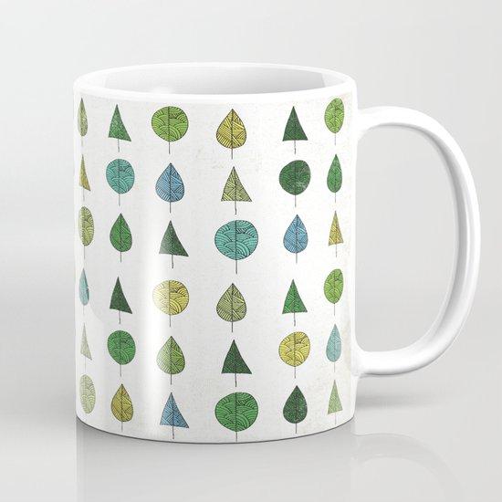 TREES MAKE A FOREST Mug
