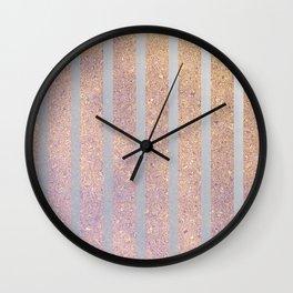 Dusky Jailbreak Wall Clock