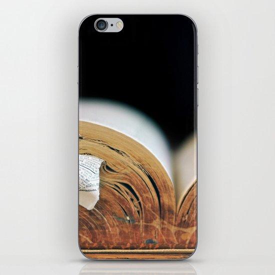 Tome iPhone & iPod Skin