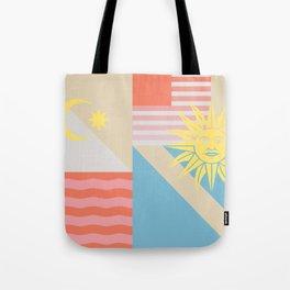 Sun & Sky Tote Bag