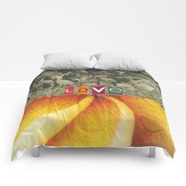 Warm Love Comforters