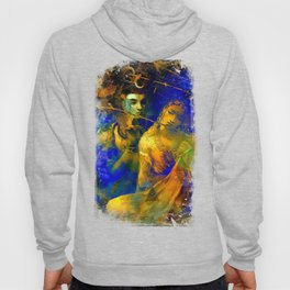 Shiva The Auspicious One - The Hindu God Hoody