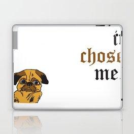 I Didn't Choose the Pug Life Laptop & iPad Skin
