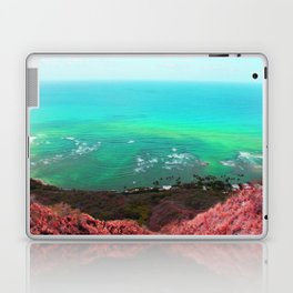 Face of the earth Laptop & iPad Skin