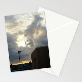 San Diego Clouds Stationery Cards