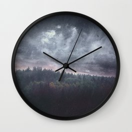 The hunger Wall Clock