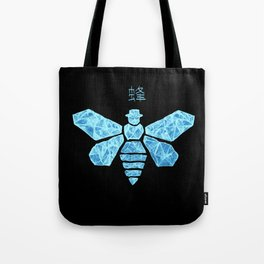 Chemical Blue Tote Bag