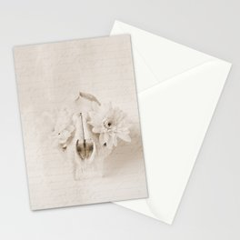 Beautiful Death Stationery Cards