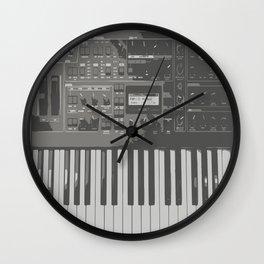 Dark Star Wall Clock