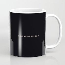 Siberian Husky 3 Coffee Mug