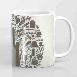 Arts a hand Coffee Mug