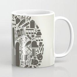 Arts a hand Coffee Mug