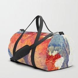Pepper Kester's Vulva Art Duffle Bag