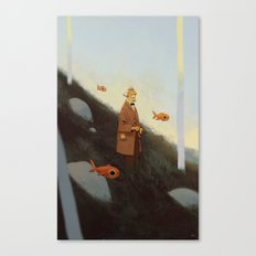 Mr. Albert Canvas Print