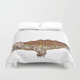 Turtle Two Duvet Cover