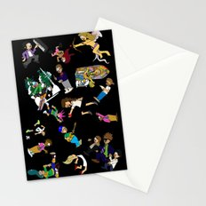 2014 Cartoons 1 Stationery Cards