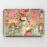 romantic iPad Cases featuring romantic by mark ashkenazi