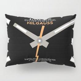 Rolex Milgauss - 116400 - Black Dial Pillow Sham