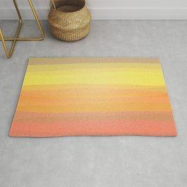 Pastel Sunset 4 -Sun Gazer Rug