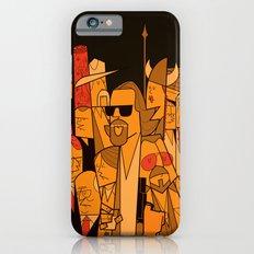 The Big Lebowski Slim Case iPhone 6