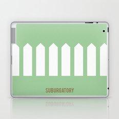 Suburgatory - Minimalist Laptop & iPad Skin