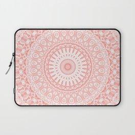 Living Coral Mandala Laptop Sleeve