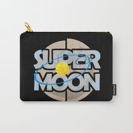 Super Moon Diagram Carry-All Pouch