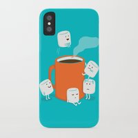 budi iPhone & iPod Cases featuring Cannonball by Picomodi