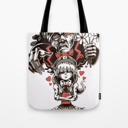 Dream Date Tote Bag