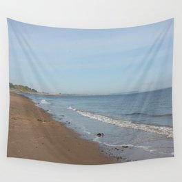 Broughty Ferry beach 4 Wall Tapestry