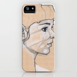 The UnFulfilled One iPhone Case