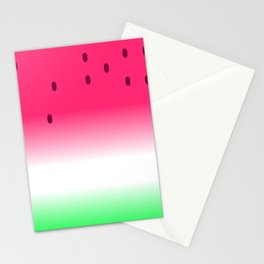 melons of water Stationery Cards