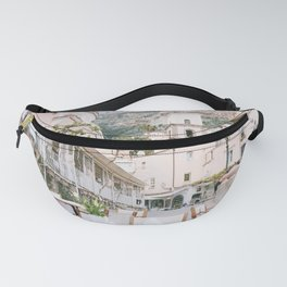 Positano Town Fanny Pack