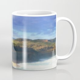 Our land is girt by Sea Coffee Mug