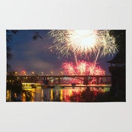 Fireworks Rug