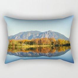 Mt Si Rectangular Pillow
