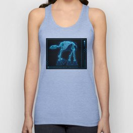 At-At Anatomy Unisex Tank Top