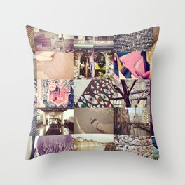 SEEN Throw Pillow