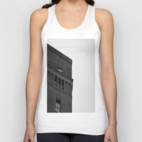 brooklyn Tank Tops featuring Brooklyn by Gold Street Photography
