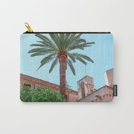 Pastel Town Carry-All Pouch