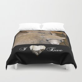 Wooly Love Duvet Cover