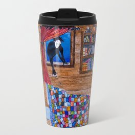 The Coming of the Bwbach Travel Mug