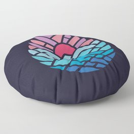 Alpine Floor Pillow